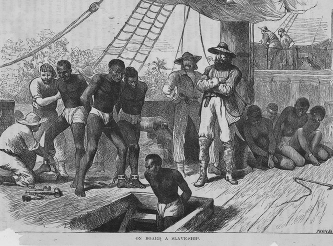 the major role of slavery in the southern life