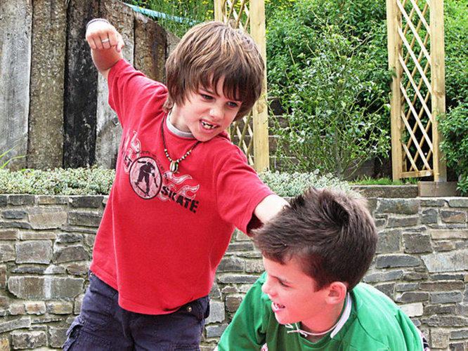 Детская жесткость и изгои