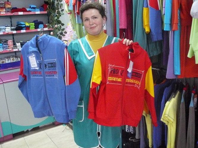Производство Спортивной Одежды