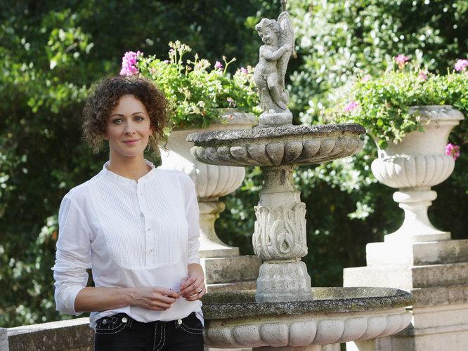 Не обошлось венецианское биеннале и без своей любимицы - Ксении Раппопорт.