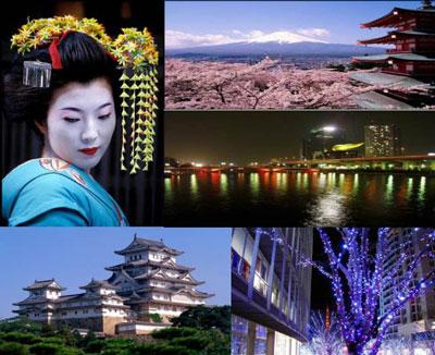 Особенности туризма в японии
